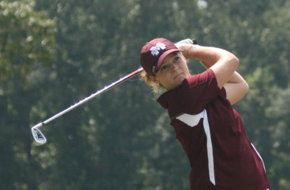 MIssissippi State All-American defeated NCAA Champion Annie Park in the quarterfinals of the 111th North & South Women's Amateur at Pinehurst Resort.