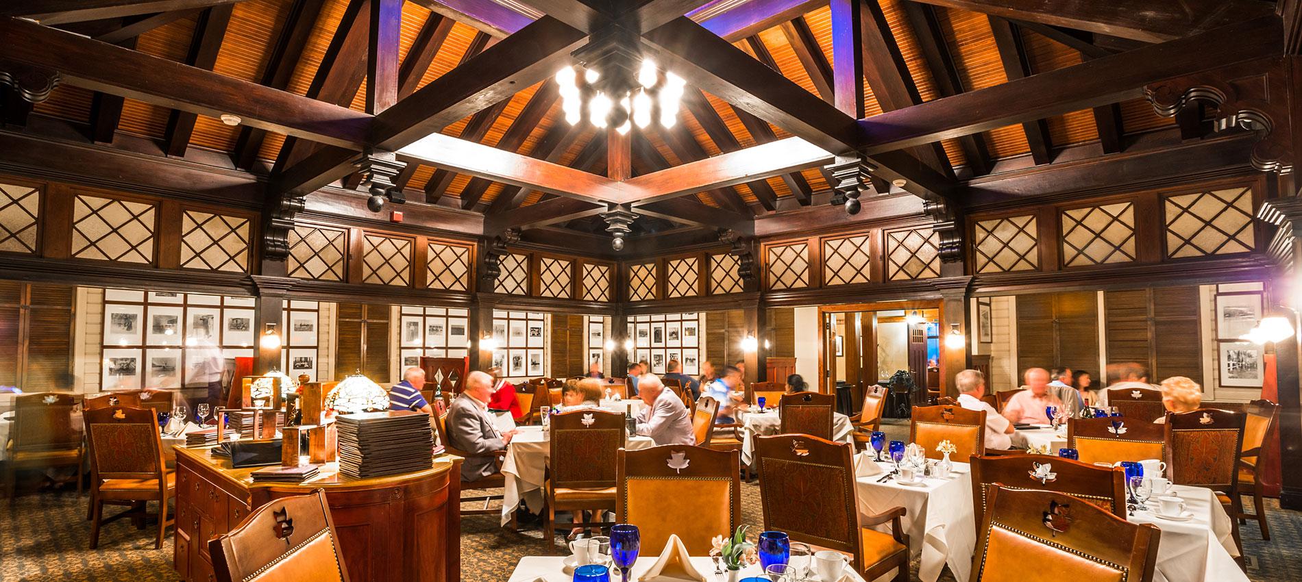 1895 Grille Restaurants Amp Fine Dining Pinehurst Resort
