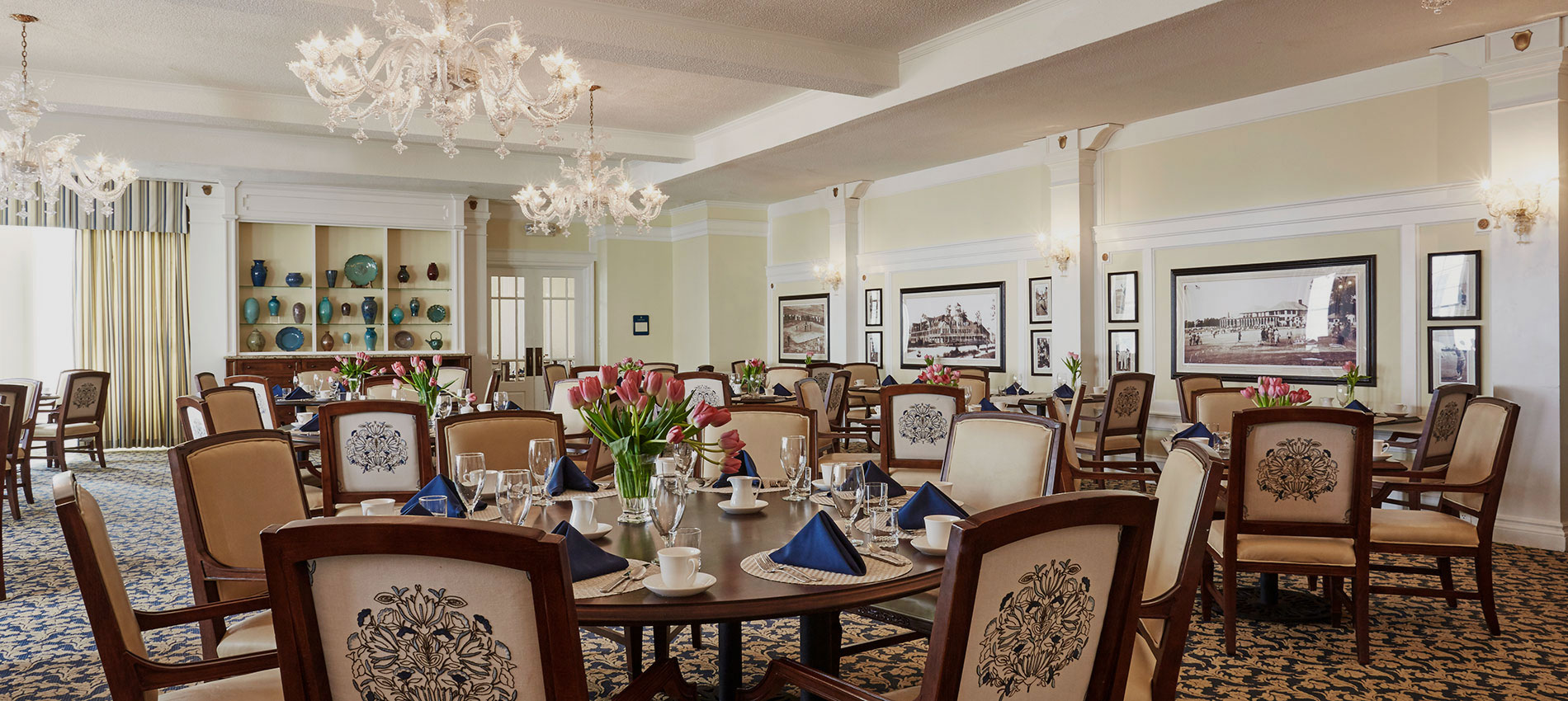 carolina dining room restaurants u0026 fine dining pinehurst resort