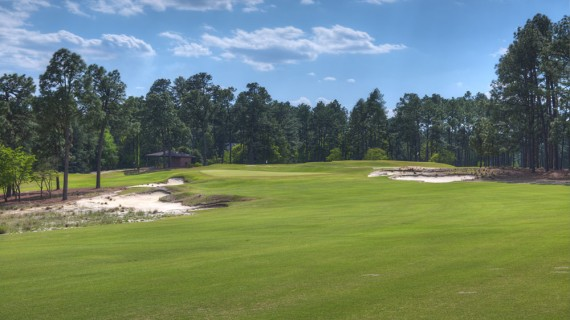 Pinehurst No. 2 5th Hole