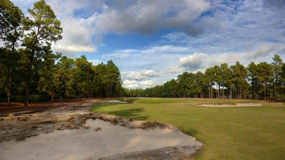 Pinehurst No. 2 1st Hole