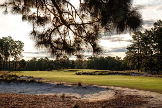 Pinehurst No. 2 3rd Hole