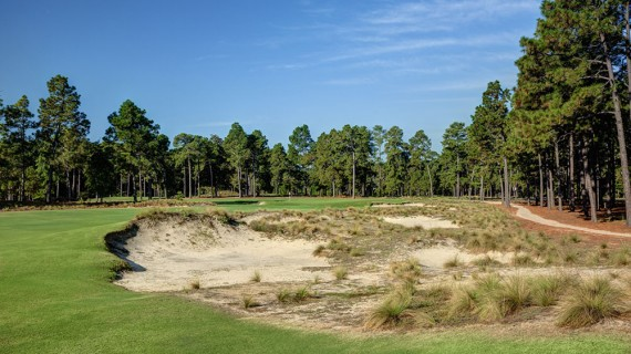 Pinehurst No. 2 7th Hole