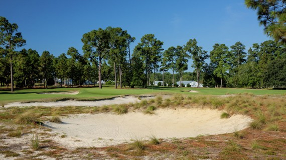 Pinehurst No. 2 11h Hole