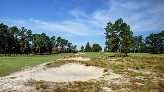Pinehurst No. 2 13th Hole