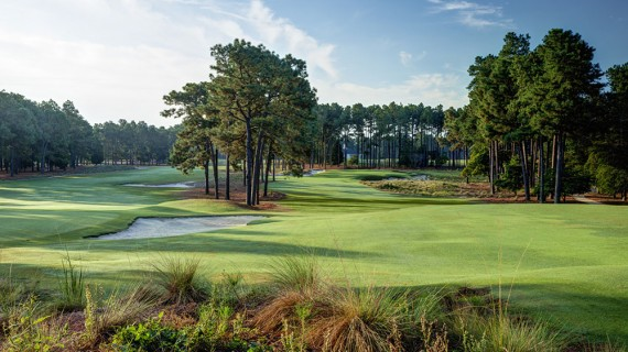 Pinehurst No. 2 17th Hole