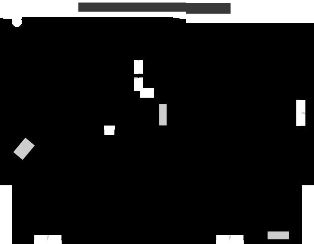 Floor Plan Illustration for Pinehurst No. 8 Centennial Dining Room
