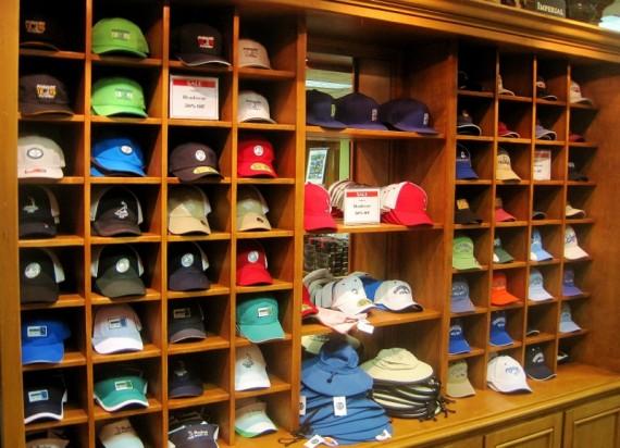 Pinehurst caps