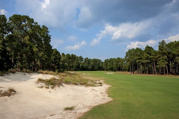 Pinehurst No. 2-2nd Hole