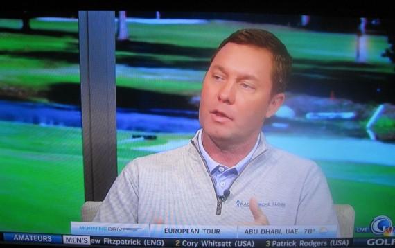 Mike Whan LPGA