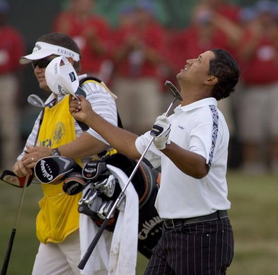 2005 Golf: 105 US Open, Final Round