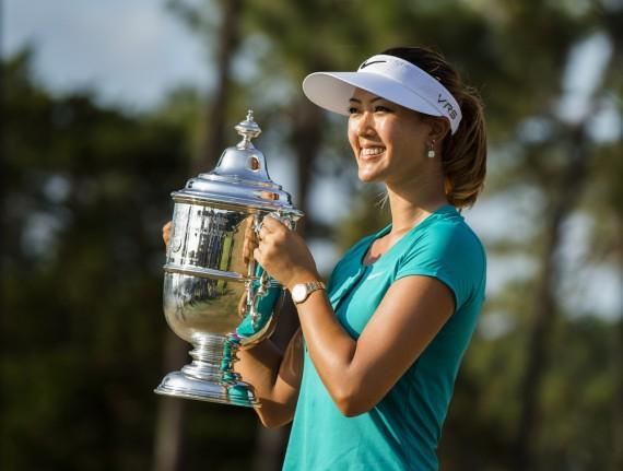 Michelle Wie 2014 U.S. Women's Open