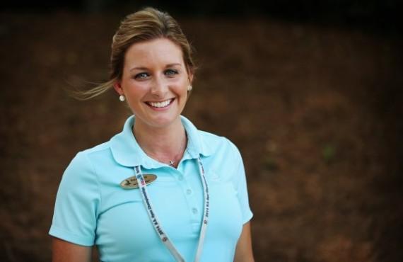 Shannon Scott. Photo by Abbi O'Leary