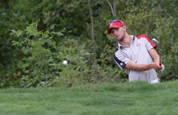 Canada's Blair Hamilton is seeking to become the second straight No. 16 seed to win the North & South Amateur at Pinehurst.