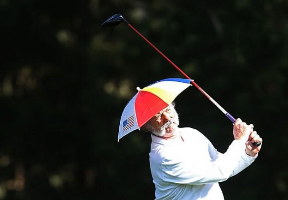 Bill Murray Getty Golf