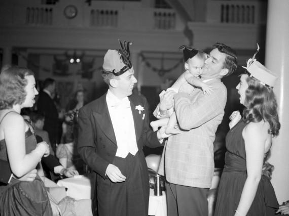 HEM2331.02 New Years Party at PCC 1947