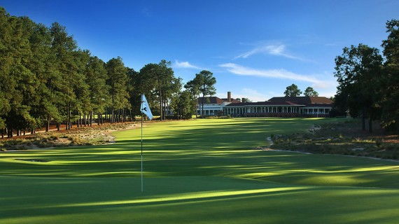 "Donald Ross called Pinehurst No. 2 the ""fairest test of championship golf."""