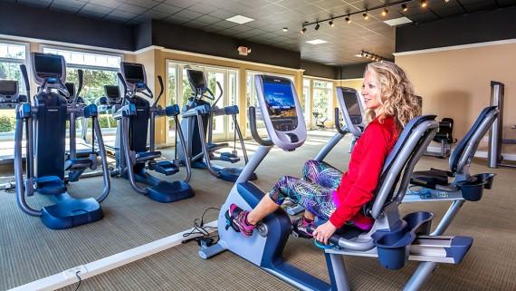 Member fitness inset