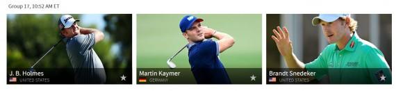 MastersKaymer