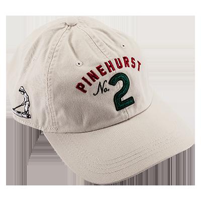 Pinehurst No. 2 Cap White 6637 Large