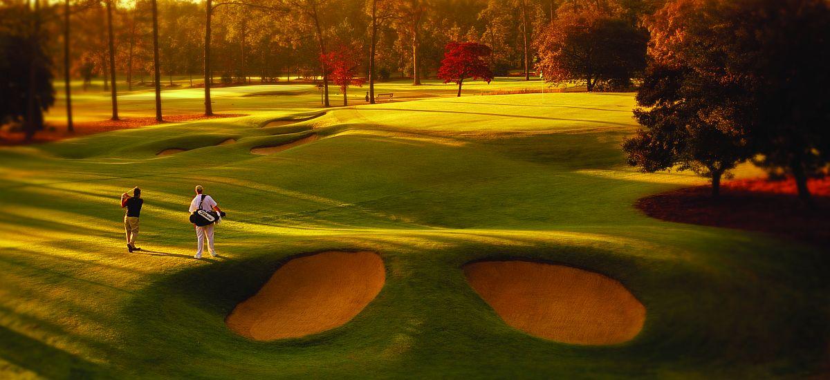 Pinehurst No. 4, hole 1