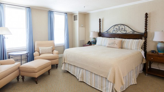 Nearly $2.5 million is being invested to spruce up all 168 guest rooms in the main tower of the Carolina Hotel.