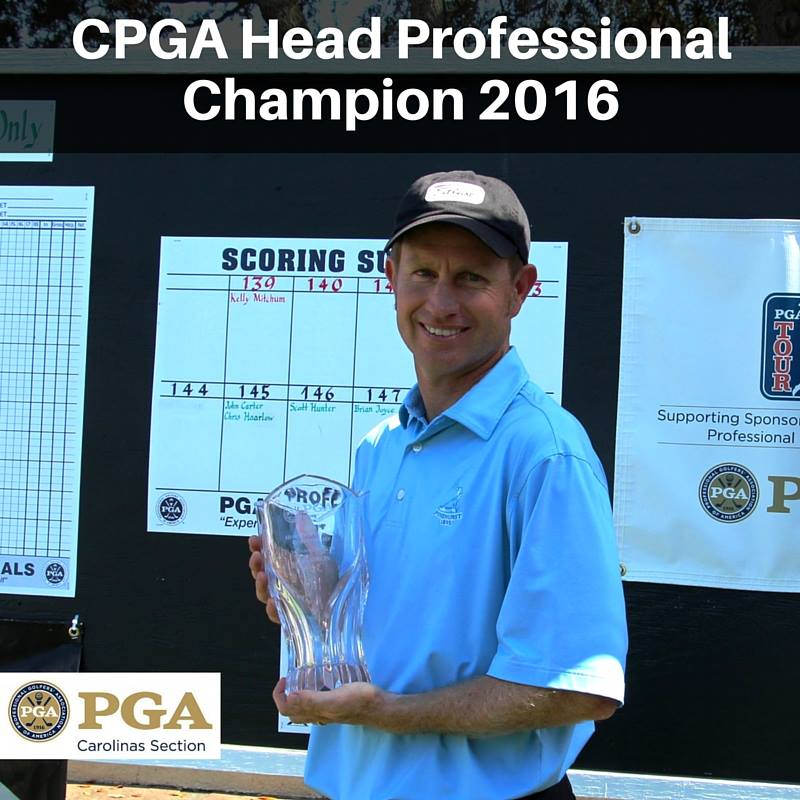 Photo courtesy of Carolinas PGA