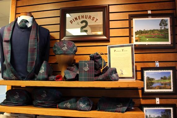 Retail Pinehurst Tartan 1