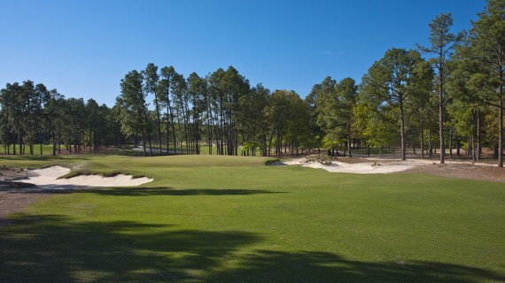 Pinehurst No. 2 15th Hole