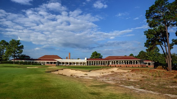 Pinehurst No. 2 18th Hole