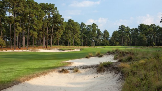 Pinehurst No. 2 10th Hole