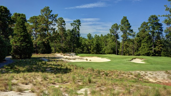 Pinehurst No. 2 9th Hole