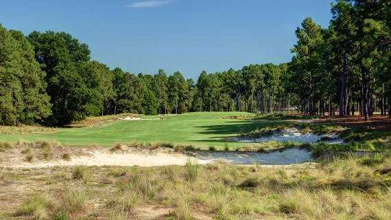 Pinehurst No. 2 8th Hole
