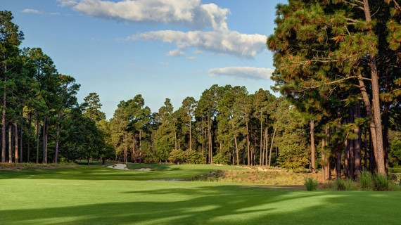 Pinehurst No. 2 6th Hole