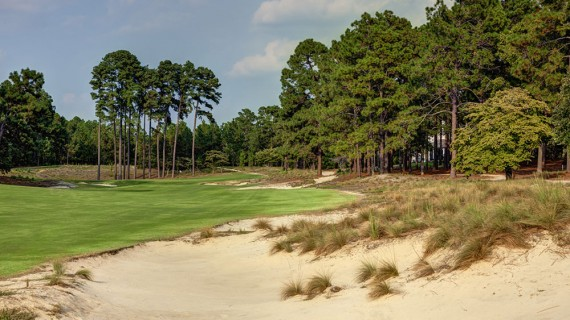 Pinehurst No. 2 4th Hole