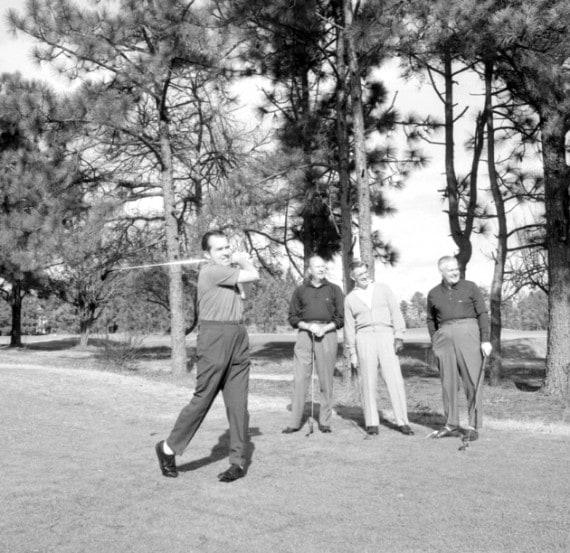 HEM14906.15 &.16 Richard Nixon, 12-13-1964