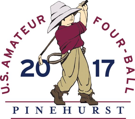 2017 US Amateur Four-Ball Logo1