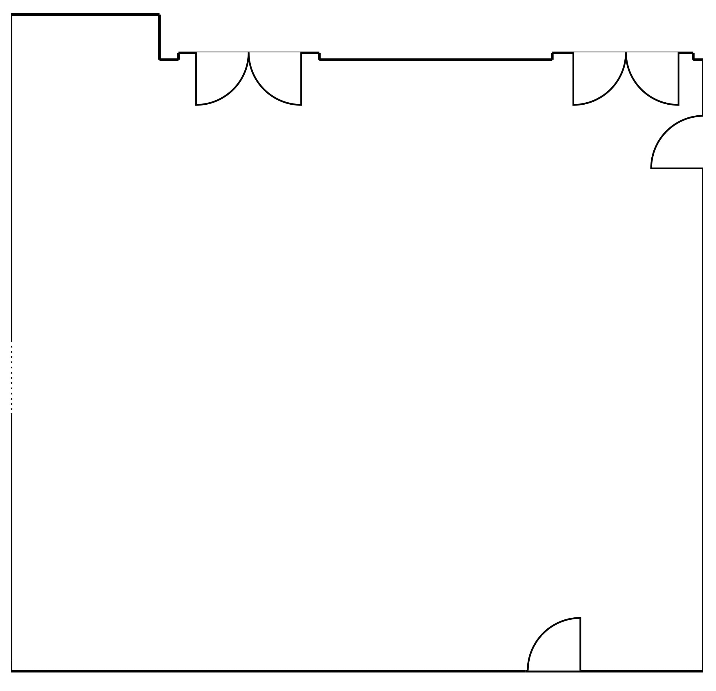 Floor Plan Illustration for Pinehurst Smith Room