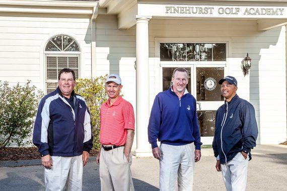 Pinehurst Golf Academy Instructors
