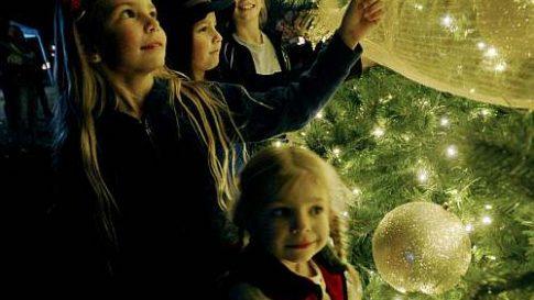 Village Of Pinehurst Christmas Tree Lighting Pinehurst Resort
