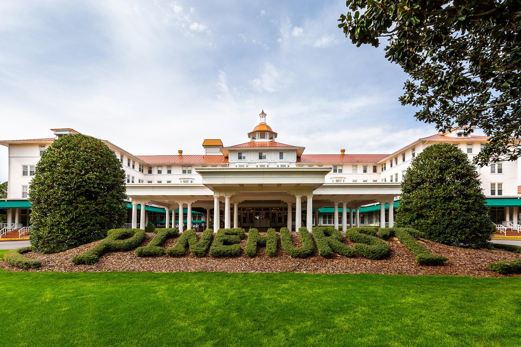 Carolina Hotel Exterior NEW