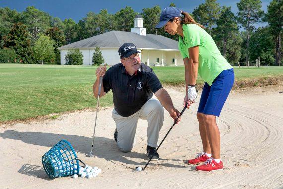 Golf Academy Instruction