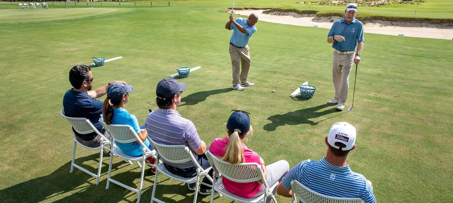 Golf Academy Weekday School
