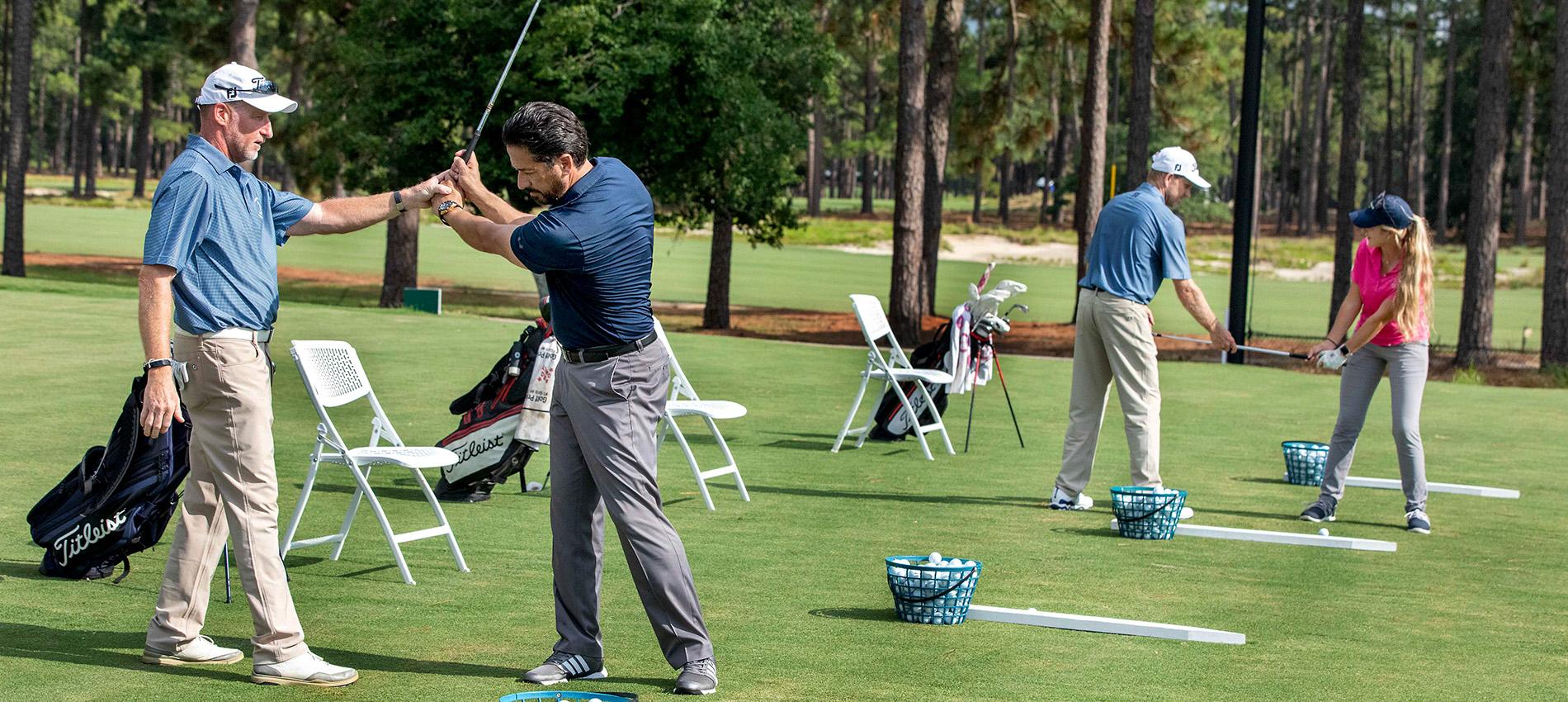 Golf Academy Weekend