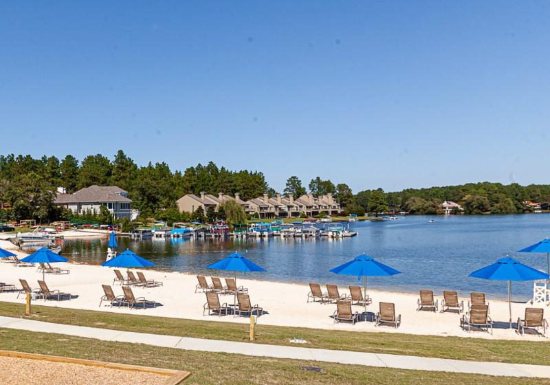Lake Pinehurst Beach